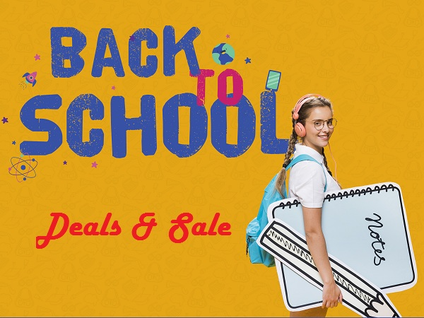 Back To School Coupon Codes & Sales